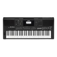 Teclado Sensitivo Yamaha Psre463 61 Teclas + Fuente + Envío