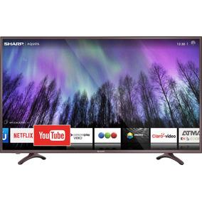 Tv Led 50 4k Smart Sharp Aquos Sh5020kuhdx