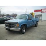 Libro De Taller Chevrolet Work Truck, 1988-1998.