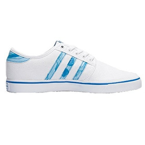 buy popular 16cca ee5c4 Tenis Hombre adidas Originals Seeley Skate 16 Vellstore