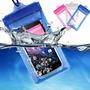 Capa Bolsa Case Aprova Dagua Celular Samsung S3 S4 S5 S4mini