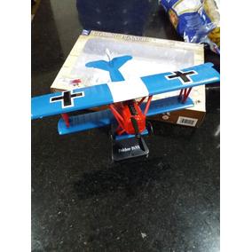 Kit P Montar De Aviôes De Plástico Estático Escala Réplicas