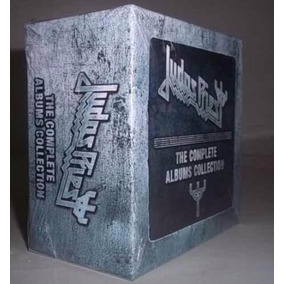 Judas Priest - The Complete Albums Collection + Livreto
