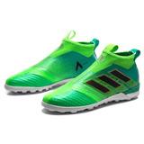 adidas Ace Tango 17+ Verde Purecontrol Multitaco Turf Nuevos
