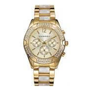 Reloj Mujer Viceroy 40706-95 Wr 50m Acero Inox  Multifuncion