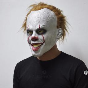 Máscara Latex Coplay Palhaço It - A Coisa