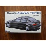 Honda Civic Ferio, Kit Para Armar Escala 1/24