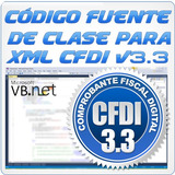 Código Fuente Vb.net Factura Electrónica Cfdi Xml 3.3 Sat