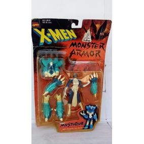 Boneco Marvel Toybiz - Mystique Que Vira Monstro - Xmen