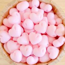 Promoção - 100 Sabonetes Mini Rosinha Ou Mini Coração