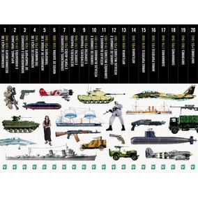 Livros - Armas De Guerra - Abril Coleções