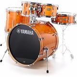 Bateria Yamaha Stage Custom Birch Sin Usar Importadas