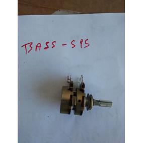 Potenciômetro Do Bass ( Graves ) Do Receiver Gradiente S95