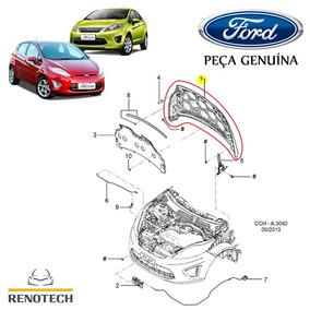 (ae8z/16612/a/) Capô Ford New Fiesta 2010 A 2013