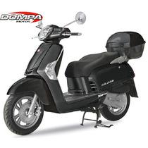 Kymco Like 125 Scooter Automatico 0 Km Cuidad Dompa Motos