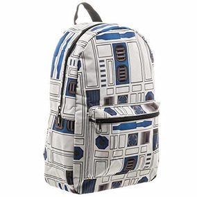 Star Wars R2-d2 Mochila Escolar Backpack Para Laptop