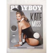 Revista Playboy N° 135 Kate Moss Enero 2014