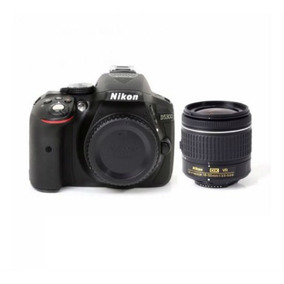 Camara Digital Nikon D5300 18-55mm F/3.5-5.6g Y Lente 3,5-