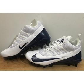 Cleats Tachos Nike Alpha Huarache 6 Pro Blanco - Azul 0f23daede50c8