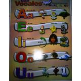 Afiches Didacticos De 1/2 Pliego- Educativos