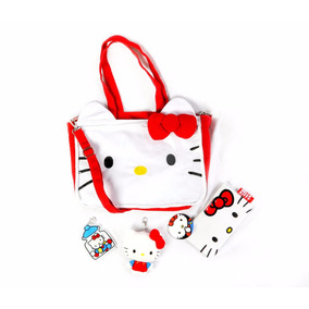 Hello Kitty Exclusiva Bolsa Ai-tata Kit Inicial Sanrio