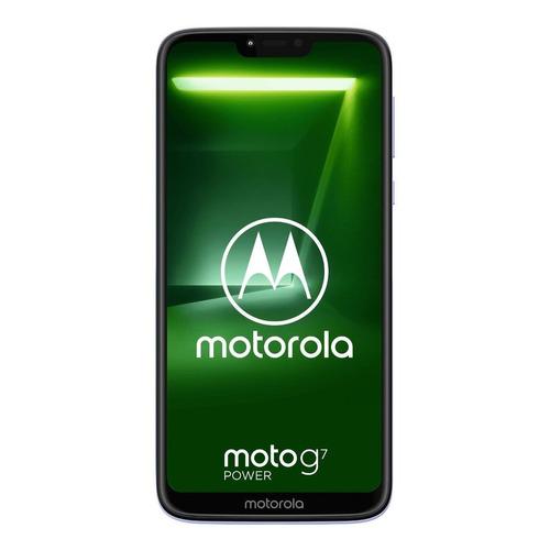 Motorola Moto G G7 Power Dual SIM 64 GB Ceramic black 4 GB RAM