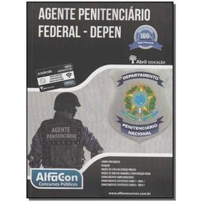 Agente Penitenciário Federal - Depen,equipe Alfacon