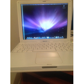 Vendo Laptop Ibook G4 Única12 Pulg Con 1.42 Ghz Negociable
