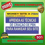 Money Site X Pbn Domine O Google- Curso Completo