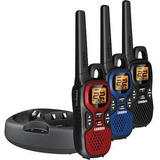 Pack 3 Radios 60 Kms Uniden Gmr3740-3ck 2 Vías 22 Canales
