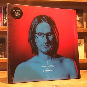 Steven Wilson To The Bone 2 Vinilos Color Limitado