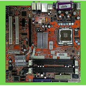 Placa Mãe Itautec St 4150 775 Ddr2 Dual Core