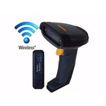 Leitor Scanner De Código Barra Wireless Entrega Rapida