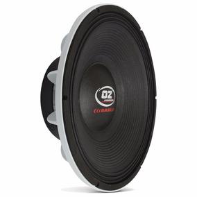Auto Falante Woofer Oz 15 Polegadas 1.100w Rms 8 Ohms Bass