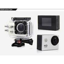 Câmera Filmadora Full Hd 12mp 1080 Wifi Moto Bike Hero 3
