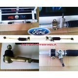 Cajetin Mecanico De Direccion Ford Festiva Completo