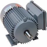 Motor Eléctrico Monofásico 1/2hp Blindado Czeerweny Bajo Par