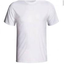 Camisetas Básica Lisa 100% Algodão Tamanhos Nobres G1 Ao G6