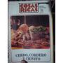 Cerdo Cordero Y Chivito Cocina Recetas 52 Pág
