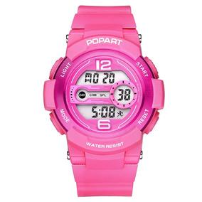 92a5e716cff Relógios Rosa Infantil - Relógio Infantil no Mercado Livre Brasil