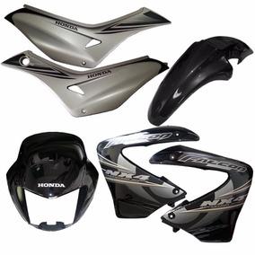 Kit De Carenagem Adesivado Honda Nx 400 Falcon 2000 A 2008
