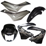 Kit De Carenagem Adesivado Honda Nx 400 Falcon 2000 A 2008
