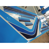 Kit Franjas Laterales Scania 113h 112h Adhesivos Calcos