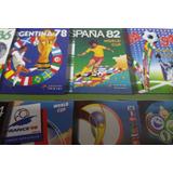 Album Mundial 70 74 78 82 86 90 94 98 2002 2006 2010 Replica