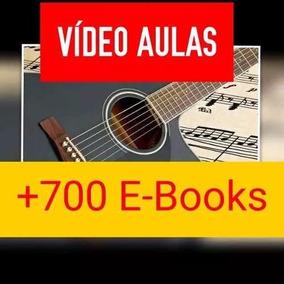 Curso Completo Violão Video Aulas +700 E-books Brinde
