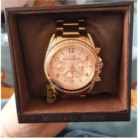Relógio Michael Kors Mk5263 100%original Com Garantia e48692d5c7