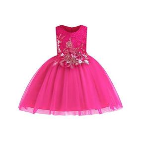 Vestido De Niña Para Fiesta Boda Cumpleaños Fiucha Yaya Bay