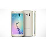 Samsung Galaxy S6 Edge Muy Bueno Dorado Claro