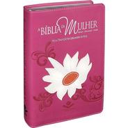 Bíblia De Estudo Da Mulher Nova Capa Ntlh  Índice Lateral