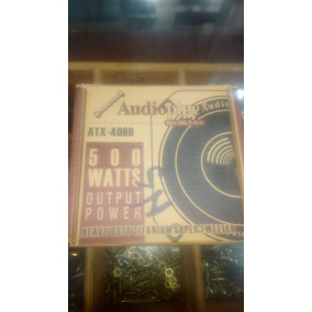 Tweeters Audio Pipe 500w